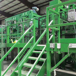 Red Bud Industries levering system